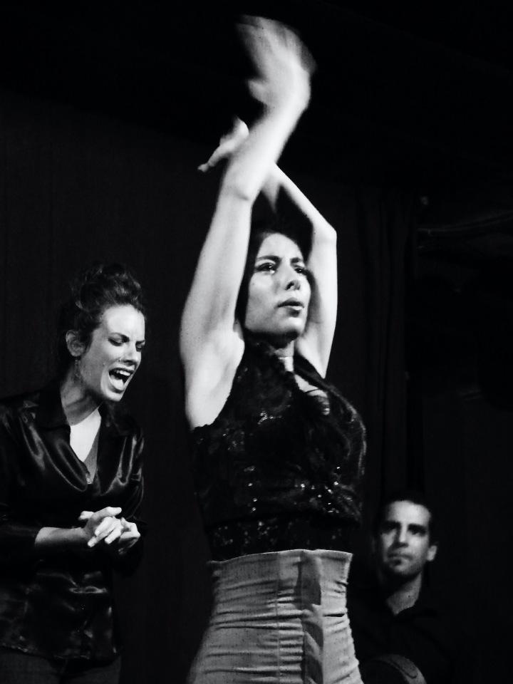La peña flamenca